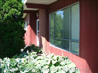 The Cottage is Surrounded by Rose Bushes and Beautiful, Blooming Gardens.