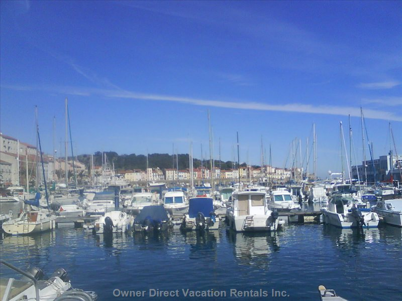 Port Vendres, 30 Minutes' Drive Away