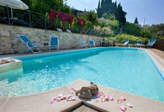Charming Vacation Rental - Salt Water Pool, Wifi, Fire Place,Playground,Parking