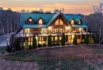 Pigeon Forge Cabin Rental Specializing in Large Group Rentals