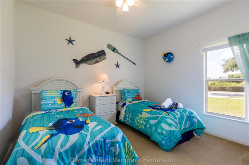 Nemo Twin Room