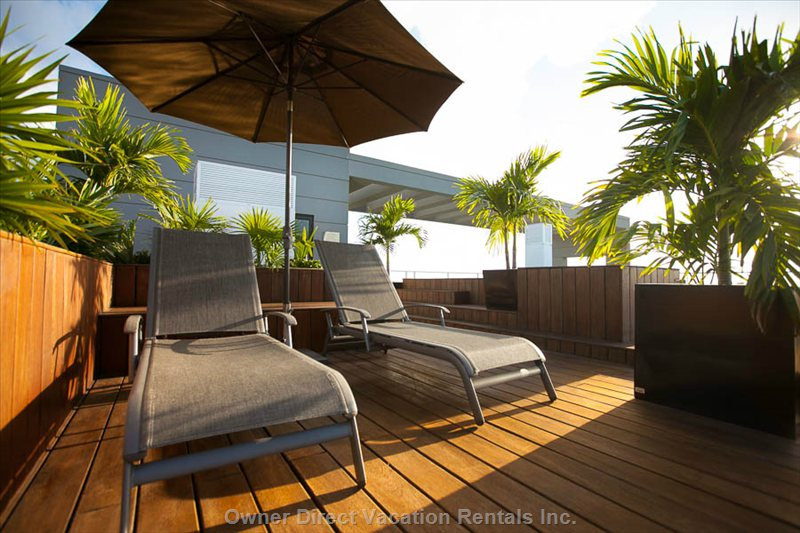 Roof Top Lounge Chairs