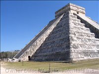 Why Not Explore the Chichen Itza Pyramids While you Are in Cancun.