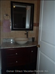 New Master Bath Vanity & Cabinet with Granite Countertop