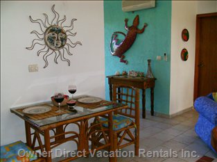 Authentic, Happy Decor Awaits you on your Quest for the Vacation you Deserve!