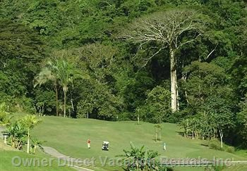 Golf Course Los Suenos