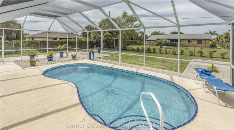 3-bedroom house located in Port Charlotte, Southwest Florida, ID#207273