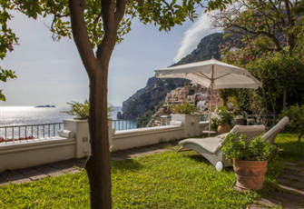 Romantc Villa in the Heart of Positano