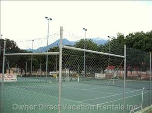 Tennis Courts, Swim Pool, Basketball Ground in Town - within 10 Min Walk