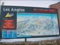 Ski Resort Les Angles within 45 Miin Drive