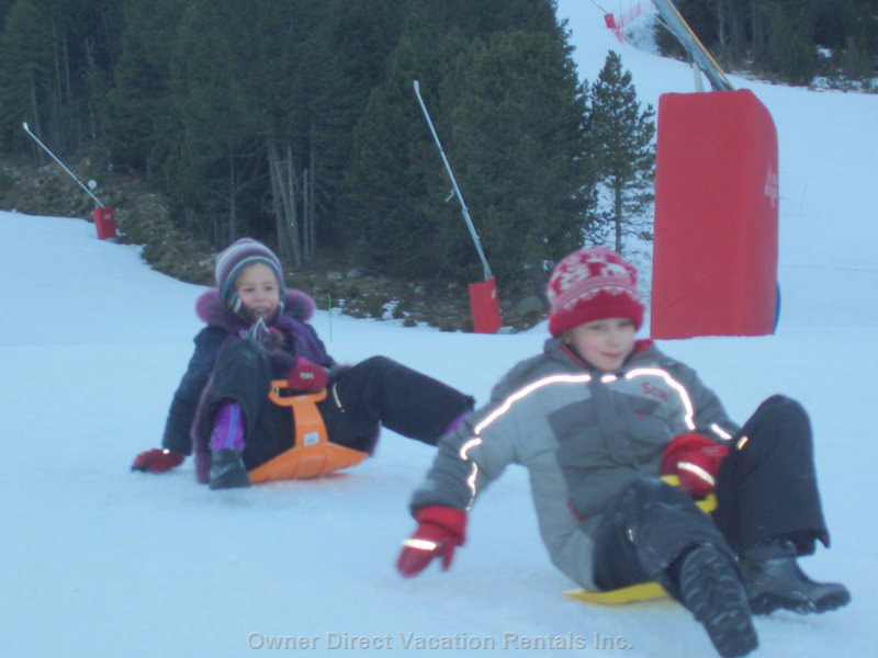 Winter Sports for all Ages