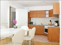 Kitchen - River Duplex Luxury