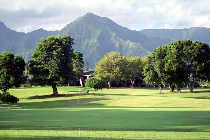 Makai Golf Course Nearby