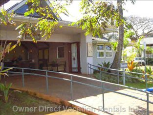 Cliffs Club House