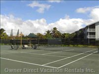 Cliffs Tennis Courts
