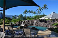 Cliffs Pool up Close