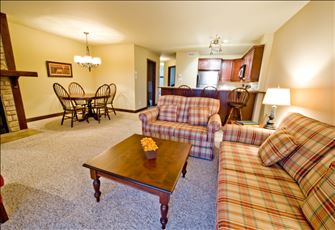 Mountain View Condo in Mont-Tremblant
