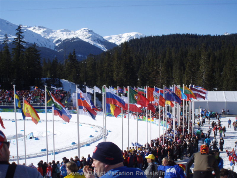 Home of the Winter 2010 Olympics