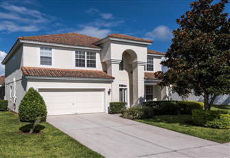 Luxury 6br Windsor Hills Pool Villa,2 Miles Disney