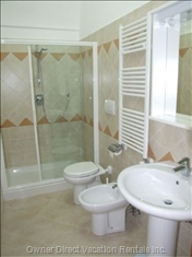 Bath Room Large and Well Furnished.