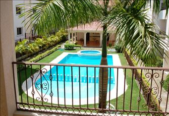 2 Bedrooms 2 Bathrooms Apartment, Garden View and Pool