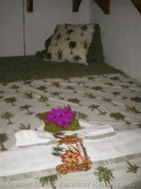 Tropical Room with Double and Twin Bunks