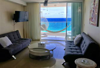Ocean View Gorgeous 1 Bedroom Apartment  in Luquillo Puerto Rico
