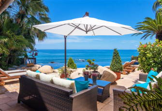 Magnificent Upscale Beachfront Casa Velas