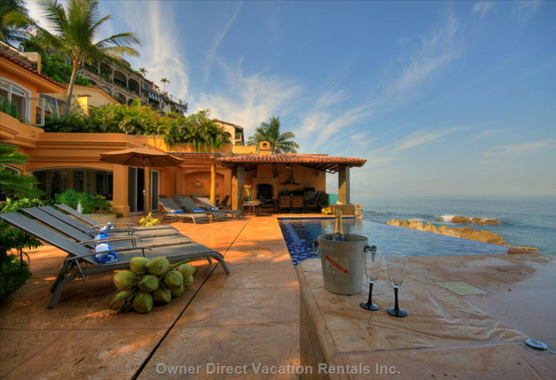 6-bedroom villa in Puerto Vallarta, Pacific Coast ID#202756