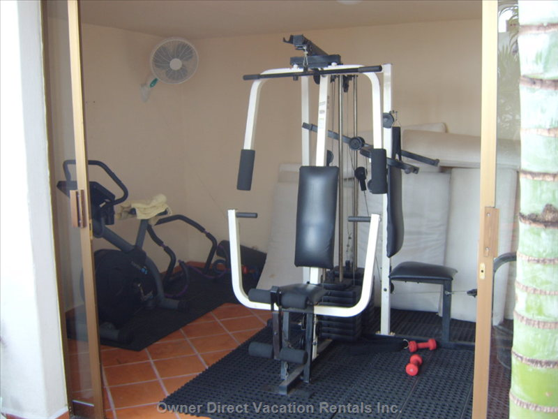 Next Door Exercise Room