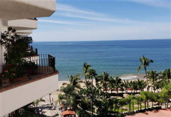 Vista Del Sol Condo in the Romantic Zone of Old Town Puerto Vallarta
