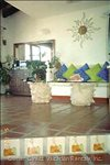 A View of the Living Room -  Notice the Mexican Tile.