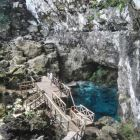 "Natural Cave ""Hoyo Azul"""