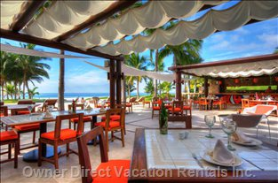 Beach Club Restaurant