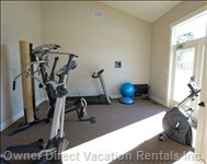 Club House and Fitness Centre Open Year round
