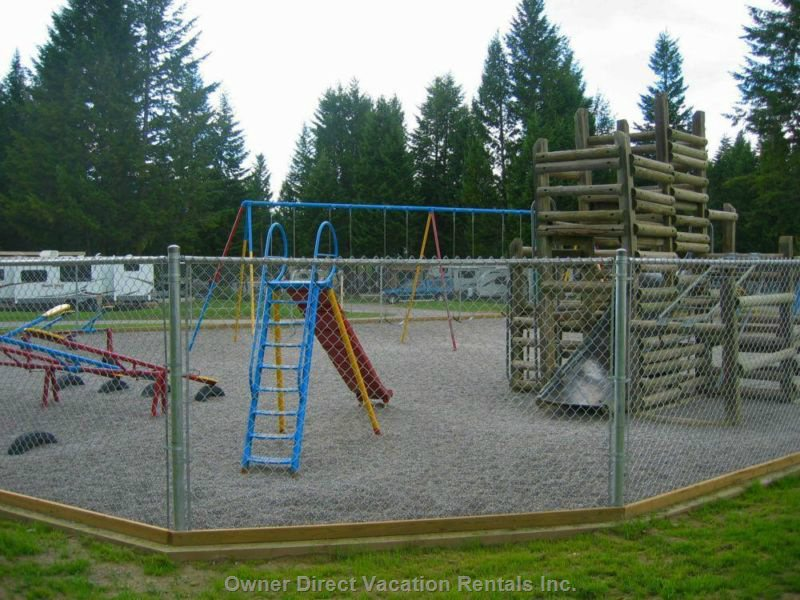 Playground at Recreation  Center