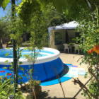 Swimming Pool and Bbq are