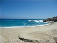Punta Bella Beach - few Minutes Walk from the House