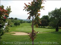 Conero Country Club - this Superb Golf Course is a 40min Drive from the House