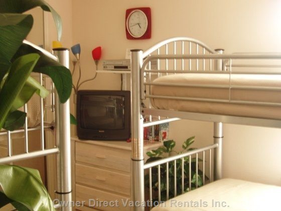 The Children'S Two Sets of Bunk Beds!