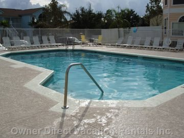 Your Heated, Tropical Pool..... - (Actually There Are Two Pools..this is one of Two)
