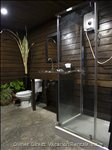 A Modern, Western Bathroom