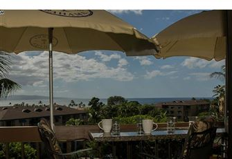 Maui Ocean View Condo/ Central Air Conditioning