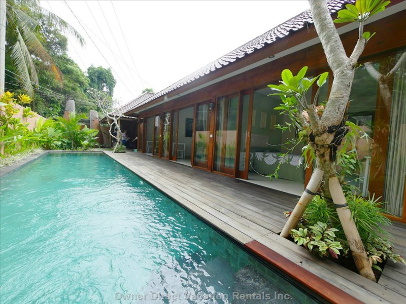 Fabuous Lap Pool Shared Only with 6 Rooms