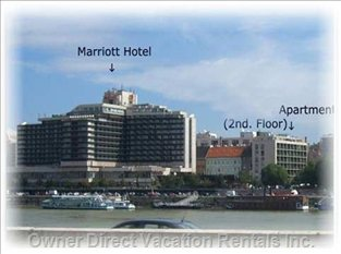 Marriott Hotel and Apartment