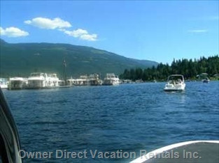 The Channel in Sicamous