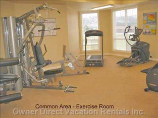 Exercise Room (Shared)