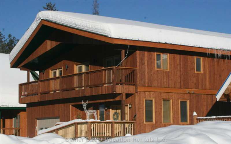 The Chalet - the Chalet in January 2012