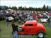 Radium's Annual Car Show & Shine ~ so Impressive!