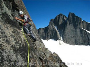 Mountain Climbing for the Adventurous who Enjoy a Challenge